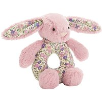 Jellycat Blossom Tulip Bunny Grabber, One Size, Pink