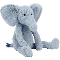 Jellycat Sweetie Elephant Soft Toy, Grey
