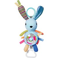 Skip Hop Vibrant Village Pull & Spin Activity Bunny