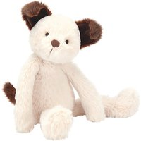 Jellycat Sweetie Puppy Soft Toy, Brown/White