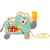 Manhattan Toy My Pal Elly Wooden Activity Toy at John Lewis & Partners Department Store