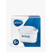 Brita Maxtra+ Universal Water Filter Cartridge, Pack of 6