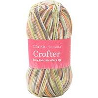 Sirdar Snuggly Baby Crofter DK Yarn, 50g