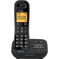 BT 1700 Digital Cordless Telephone with Nuisance Call Blocker & Answering Machine, Single DECT