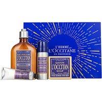LOccitane Mens Skincare & Body Collection