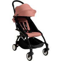 Babyzen Yoyo+ Pushchair, Black/Ginger