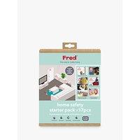 Fred Home Safety Starter Kit, 17 pcs