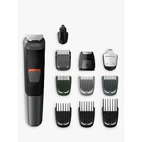 Philips MG5730/13 Multigroom Series 5000 Grooming Kit for Face, Beard and Body