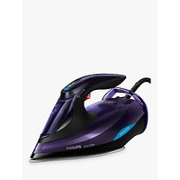 Philips GC5039/30 Azure Elite Steam Iron, Purple