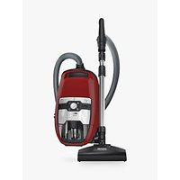 Miele Blizzard CX1 Cat and Dog PowerLine Cylinder Vacuum Cleaner, Autumn Red