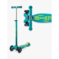 Maxi Micro Deluxe Scooter, 6-12 years, Petrol
