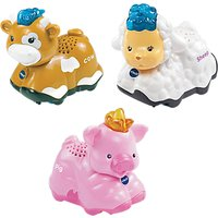 Vtech Toot Toot Farm Animals, Pack Of 3