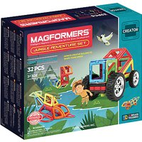 Magformers Jungle Adventure Construction Set