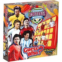 Guess Who? World Football Stars Game