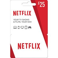 Netflix Voucher, 3-Month Standard Subscription