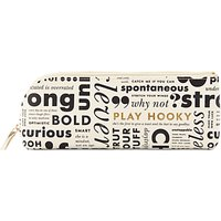 kate spade new york What Do You Say? Pencil Case