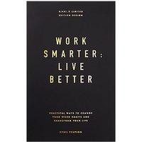 kikki.K Work Smarter Live Better Book