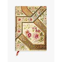 Paperblanks Flexi Filigree Floral Ivory Journal, Multi