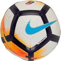 Nike Strike FA Cup Football, Size 5, White/Blue