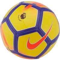 Nike Premier League Pitch Mini Football, Size 1, Yellow/Purple