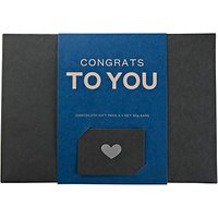 Pana Chocolate Congrats Gift Pack, 180g
