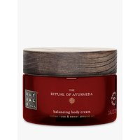 Rituals The Ritual Of Ayurveda Balancing Body Cream, 220ml