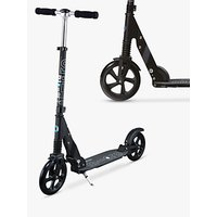 Micro Suspension Scooter, Adult, Black