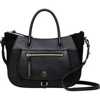 Radley Highgate Wood Leather Medium Shoulder Bag