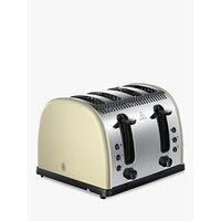 Buy Russell Hobbs Legacy Toaster - John Lewis & Partners