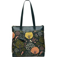 Radley Epping Forest Large Shoulder Bag, Pine