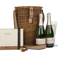 John Lewis Champagne Indulgence Hamper