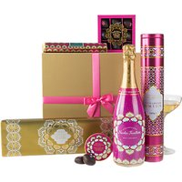 John Lewis Tales of the Maharaja Champagne and Fine Chocolate Gift Box