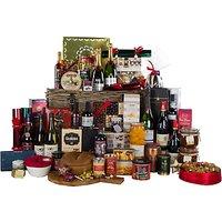 John Lewis Christmas Treasure Chest Hamper