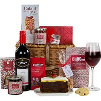 John Lewis Festive Treats Christmas Hamper