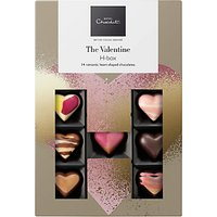Hotel Chocolat The Valentine H-Box, 150g