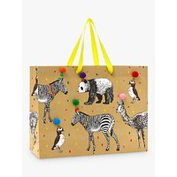 John Lewis Animals Party Hats Gift Bag