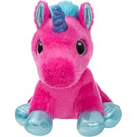 Aurora Sparkle Tales 7 Starlight Unicorn Soft Toy, Pink