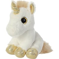 Aurora World Sparkle Tales 7 Twinkle Unicorn Soft Toy
