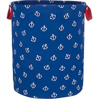 little home at John Lewis Noisy Harbour Anchor Laundry Bucket