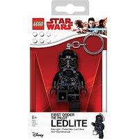 Lego Star Wars Episode Viii First Order Tie Pilot Led Lite Keyring