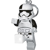 LEGO Star Wars Episode VIII Stormtrooper Executioner LED Lite Keyring