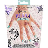 NPW Body Henna Glitter Temporary Tattoo
