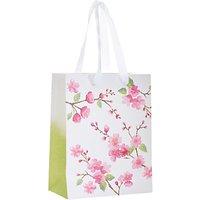 John Lewis & Partners Blossom Flitter Gift Bag