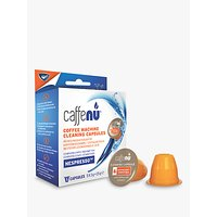 Caffenu Coffee Machine Cleaning Capsules, Pack of 5 x 3g