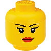 'Lego Storage Head, Small