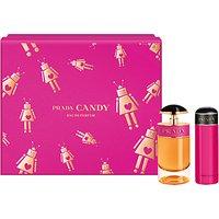 Prada Candy 50ml Eau de Parfum Fragrance Gift Set