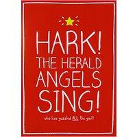 Happy Jackson Hark! The Herald Christmas Card