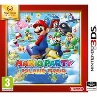 Mario Party Island Tour, 3DS