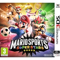 Mario Sports Superstars, 3DS