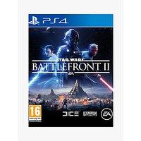 Star Wars Battlefront 2, PS4